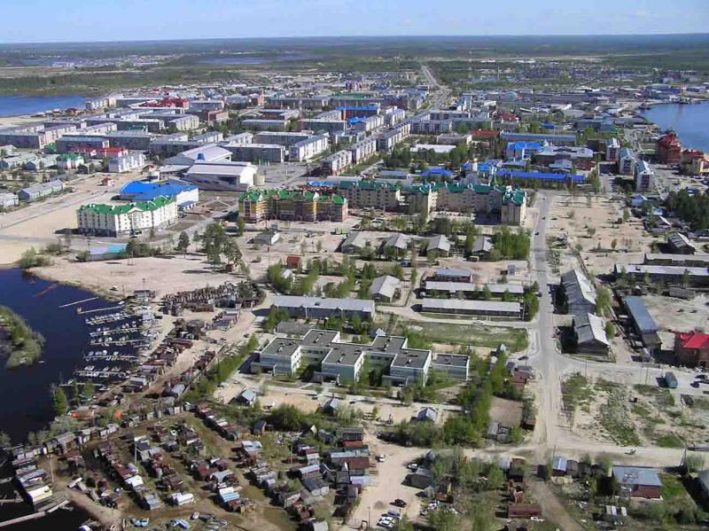 хмао город белоярский фото