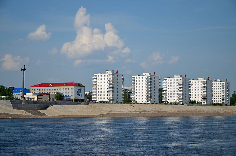 фото город ленск фото спуск чаще применяется