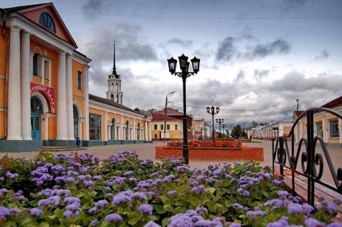 фото города Шуи